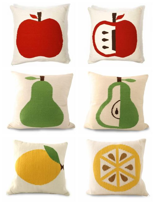 Fruit-cushions-by-couverture